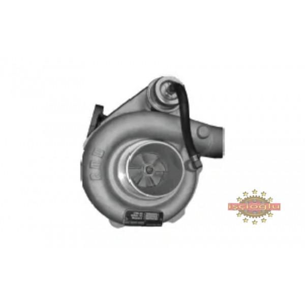 FORD CARGO 2520 TURBO GMW  26T6K682AA   4520690002